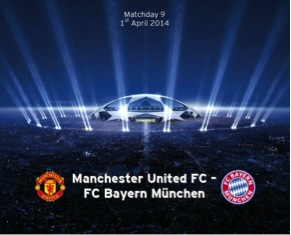 Manchester United Bayern München Champions League
